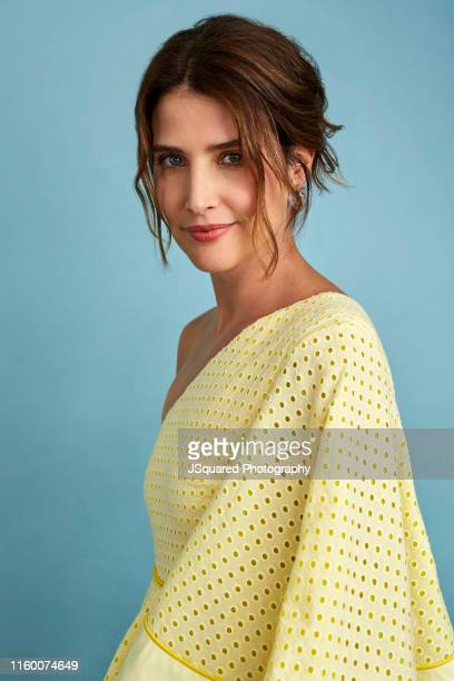 Cobie Smulders of ABC's 'Stumptown' poses for a portrait during the 2019 Summer TCA Portrait Studio at The Beverly Hilton Hotel on August 05, 2019 in...