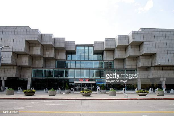 Cobo Center, in Detroit, Michigan on JULY 22, 2012.