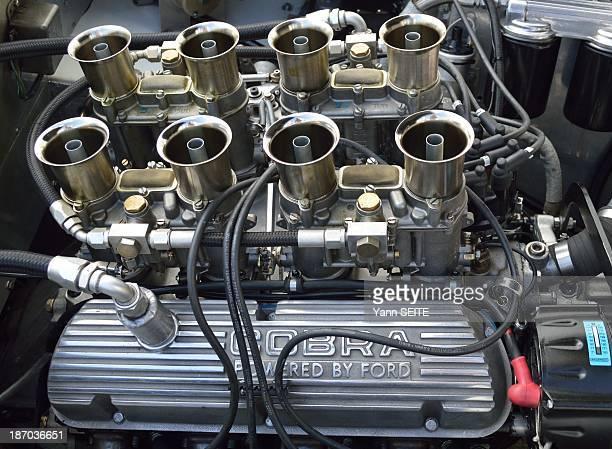 Cobra 1964 V8 engine