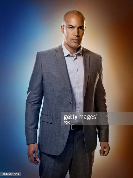 Coby Bell as Jace Turner in Season Two of THE GIFTED premiering Tuesday Sept 25 on FOX
