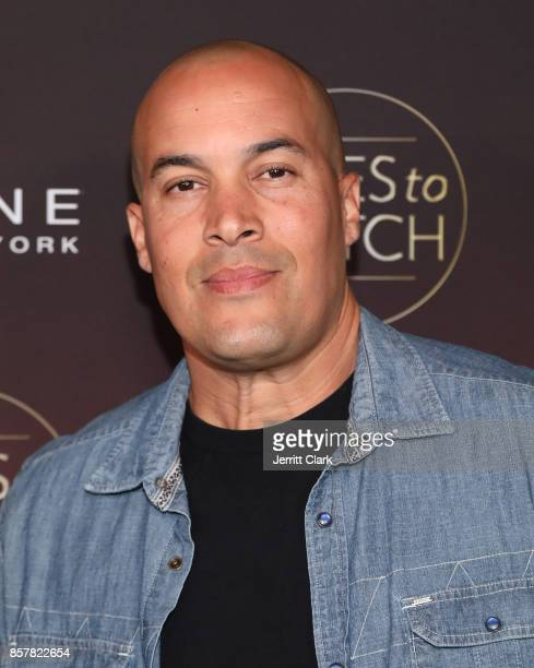 Coby Bell attends People's Ones To Watch at NeueHouse Hollywood on October 4 2017 in Los Angeles California