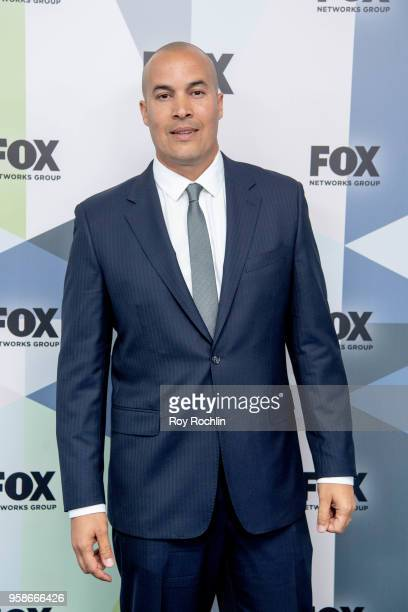 Coby Bell attends the 2018 Fox Network Upfront at Wollman Rink Central Park on May 14 2018 in New York City