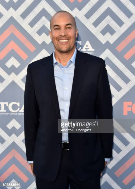 Coby Bell attends the FOX 2017 Summer TCA Tour after party on August 8 2017 in West Hollywood California