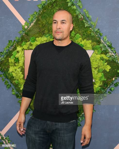 Coby Bell attends the FOX Fall Party on September 25 2017 in Los Angeles California
