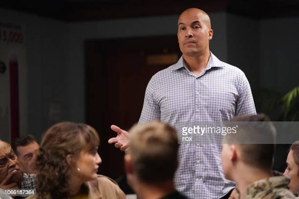 Coby Bell in the afterMath episode of THE GIFTED airing Tuesday Oct 30 on FOX