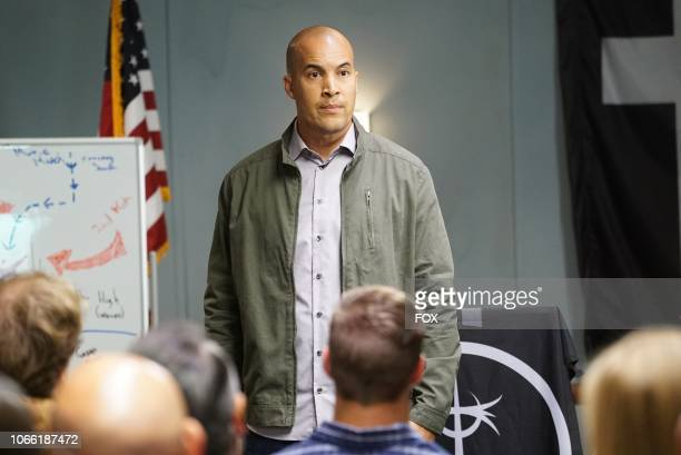 Coby Bell in the iMprint episode of THE GIFTED airing Tuesday Nov 6 on FOX