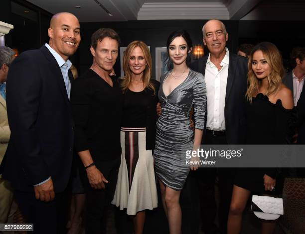 Coby Bell Stephen Moyer Dana Walden CoChairman / CEO of Fox Television Group Emma Dumont Gary Newman CoChairman / CEO of Fox Television Group and...