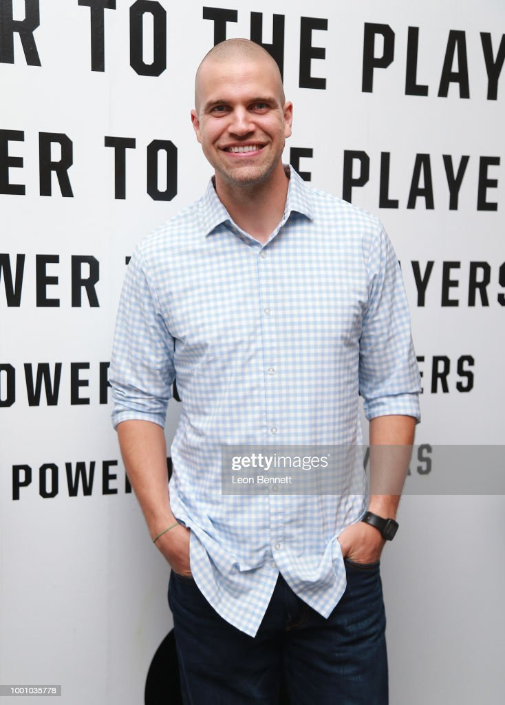 2d93134ac Coby Fleener attends Players  Night Out 2018 hosted by The Players  Tribune  on July