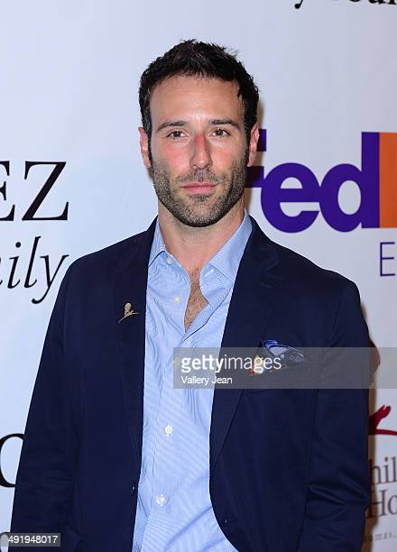 Coby Ryan McLaughlin attends the 12th Annual FedEx/St Jude Angels And Stars Gala at JW Marriott Marquis on May 17 2014 in Miami Florida