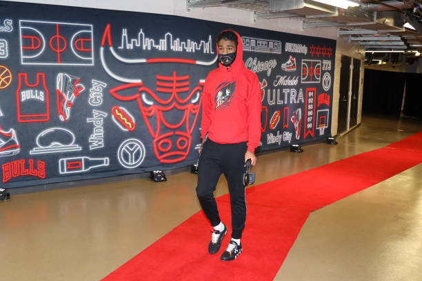 IL: Charlotte Hornets v Chicago Bulls