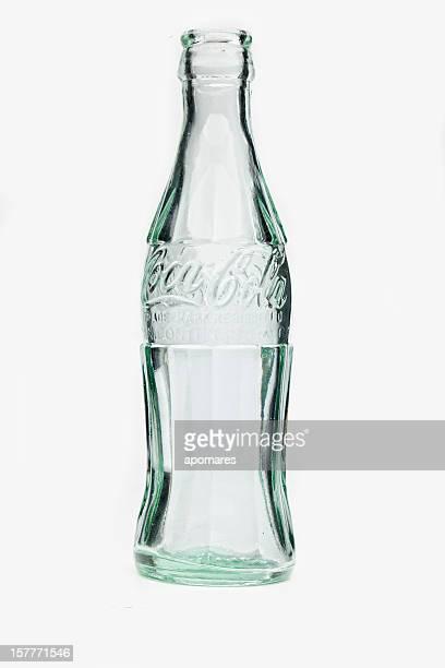 1916 Coca Cola Contour Bottle. Empty.