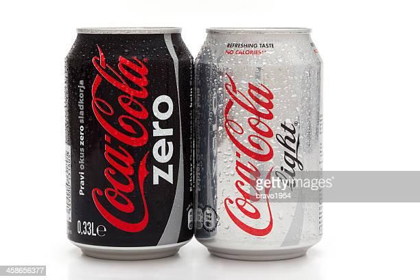 coca cola produtos - bebida fresca imagens e fotografias de stock