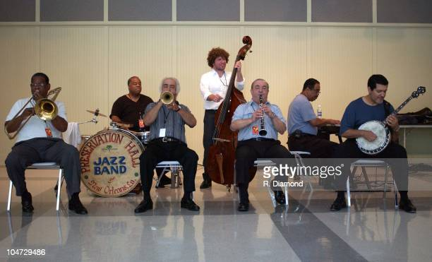 CocaCola Education Workship with Preservation Hall Jazz Band