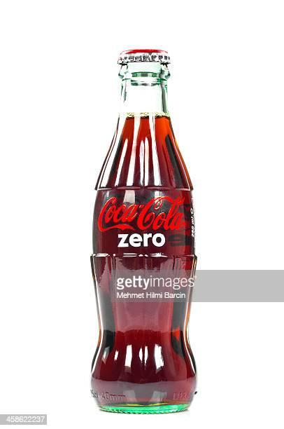 coca -cola (コカコーラ)ゼロコレクション - コークス ストックフォトと画像