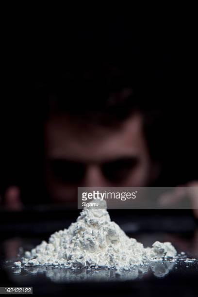 cocaine addict - cocaine stock photos and pictures