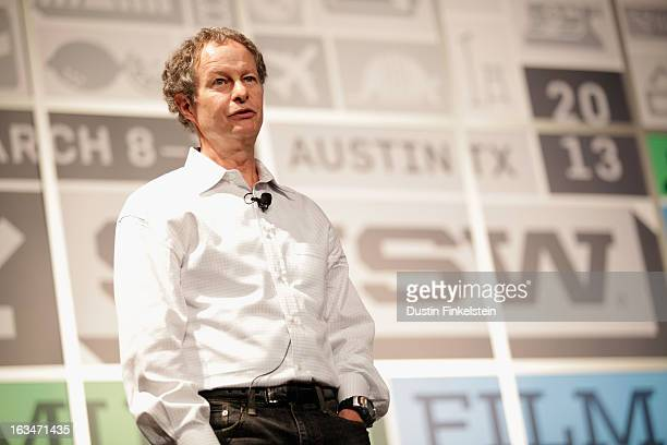 Co-CEO of Whole Foods Market John Mackey speaks onstage at Conscious Capitalism: Liberating The Heroic Spirit Of Business during the 2013 SXSW Music,...