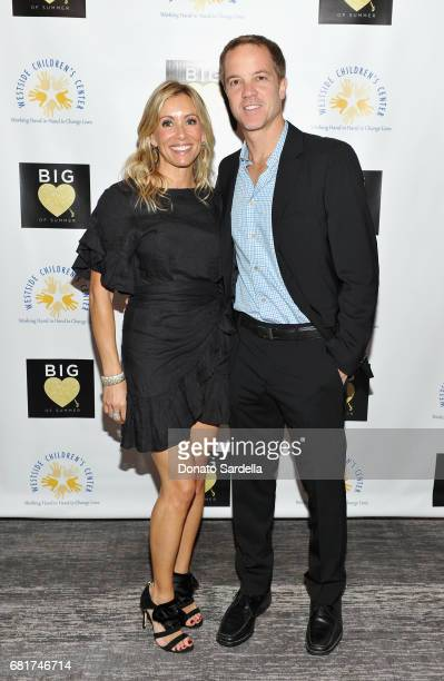 CoChair Big Hearts of Summer Melissa Wiczyk and Roee Wiczyk at Big Hearts of Summer 2017 to benefit Westside Children's Center at Mr C Beverly Hills...