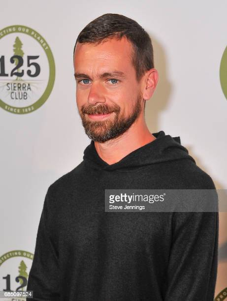 CoChair Founder of Twitter Jack Dorsey attends Sierra Club's 125th Anniversary Trail Blazers Ball at the Palace of Fine Arts on May 18 2017 in San...