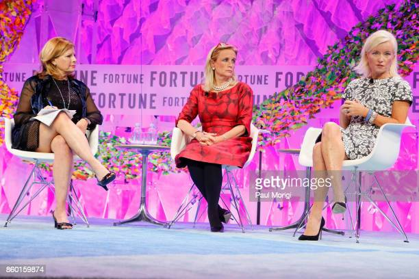 CoChair Most Powerful Women International Nina Easton Congresswoman 12th District State of Michigan Debbie Dingell and Vice President Global...