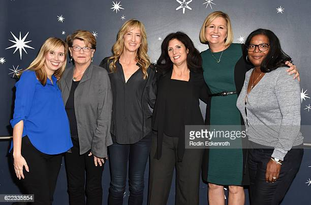 CoChair of Committee of Women Writers Allison Schroeder Alliance of Women Directors Founder Chairperson Jennifer Warren actress Wendy Haines Film...