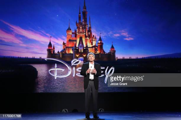 CoChairman and Chief Creative Officer of The Walt Disney Studios Alan Horn took part today in the Walt Disney Studios presentation at Disney's D23...