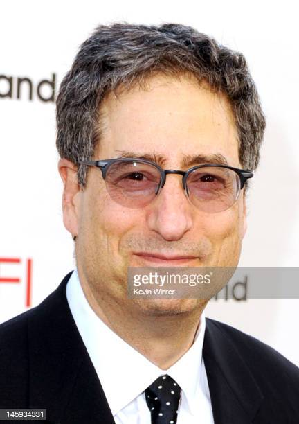 CoChairman and Chief Executive Officer of Fox Filmed Entertainment Tom Rothman arrives at the 40th AFI Life Achievement Award honoring Shirley...