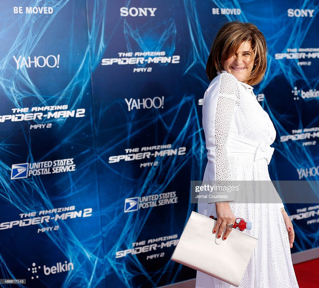 """The Amazing Spider-Man 2"" New York Premiere - Outside Arrivals : News Photo"