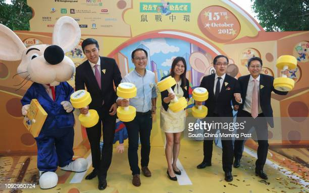 CoChairman of the Central Rat Race Committee Ronald Ho Vice Chairman of the Central Western District Chan Hokfung Executive Director of MINDSET...
