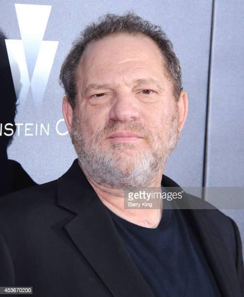 Cochairman of The Weinstein Co/producer Harvey Weinstein attends the Weinstein Comopany short films presented by Lexus at Regal Cinemas LA Live on...