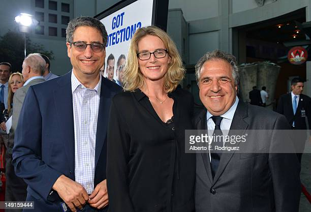 CoChairmanCEO of Fox Filmed Entertainment Tom Rothman President of Production for 20th Century Fox Emma Watts and CoChairmanCEO of Fox Filmed...