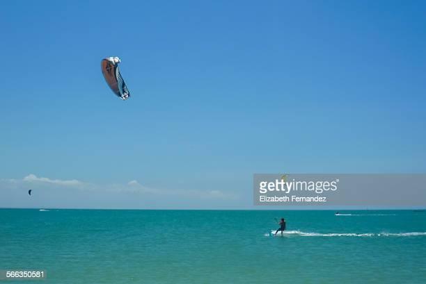Coche Island Venezuela September 17 2009 Windsurfing in Punta Blanca Beach