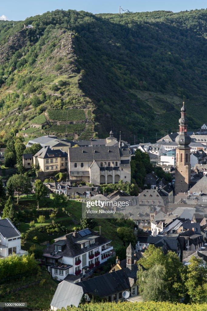 cochem castle burg eltz stock photo   getty images