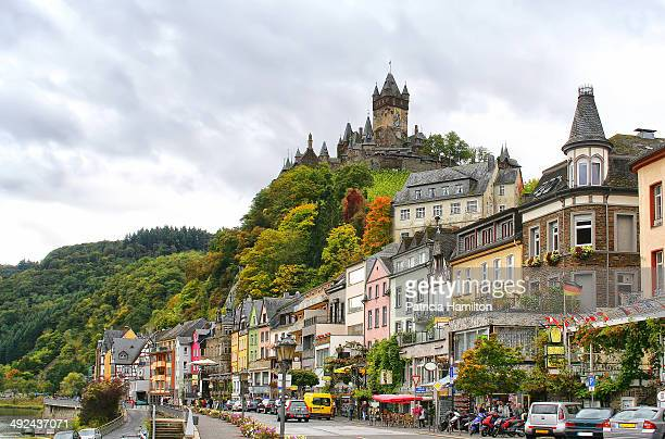 CONTENT] Cochem is a picturesque town lying on the banks of the Moselle River in Germany It is dominated by the imperial castle on the hilltop above...