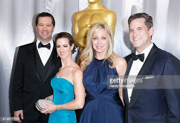 CoChief Executive Officer and President of Amblin Partners Jeff Small Sara Small Tammi ChaseWright and CEO at DreamWorks Studios Michael Wright...