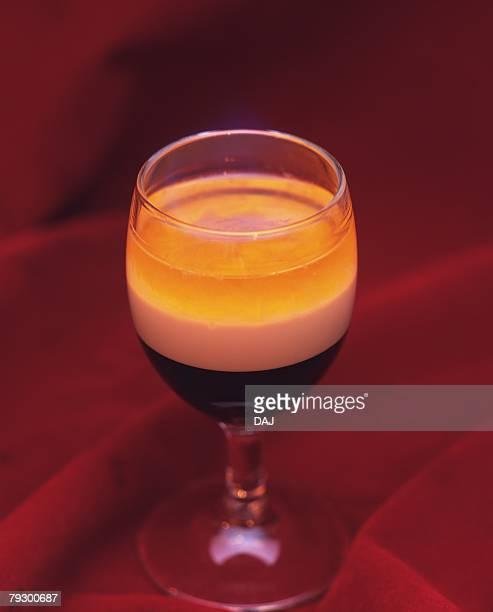 Cocktail, B-52, High Angle View