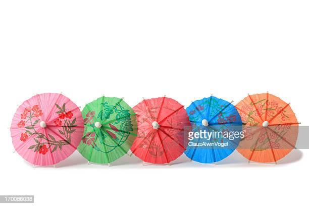 cocktail paper umbrellas