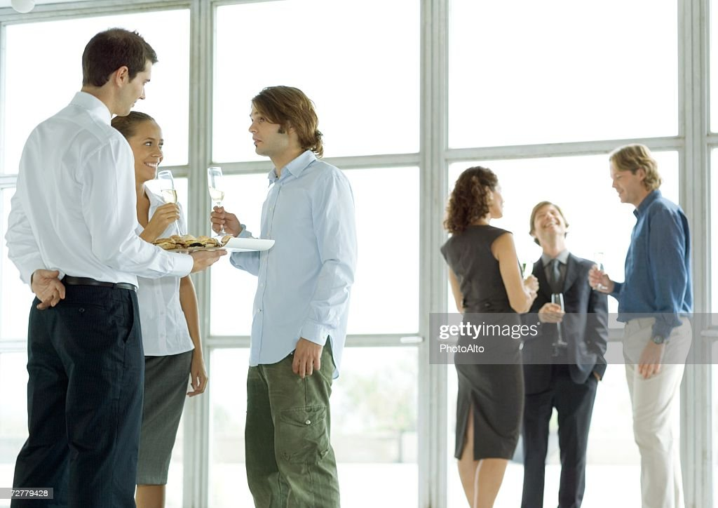 Cocktail party : Stock Photo
