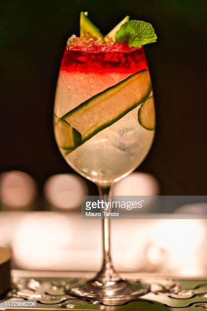 cocktail - mauro tandoi stock pictures, royalty-free photos & images