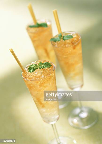 cocktail - mint julep stock pictures, royalty-free photos & images