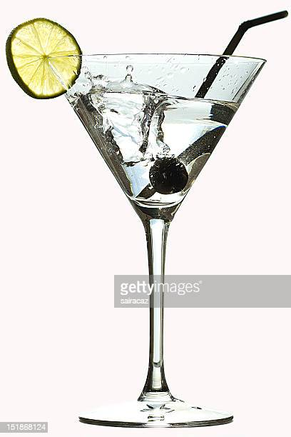 cocktail - martini glass stock pictures, royalty-free photos & images