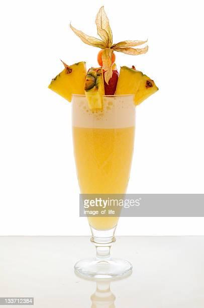 Cocktail à la piña Colada