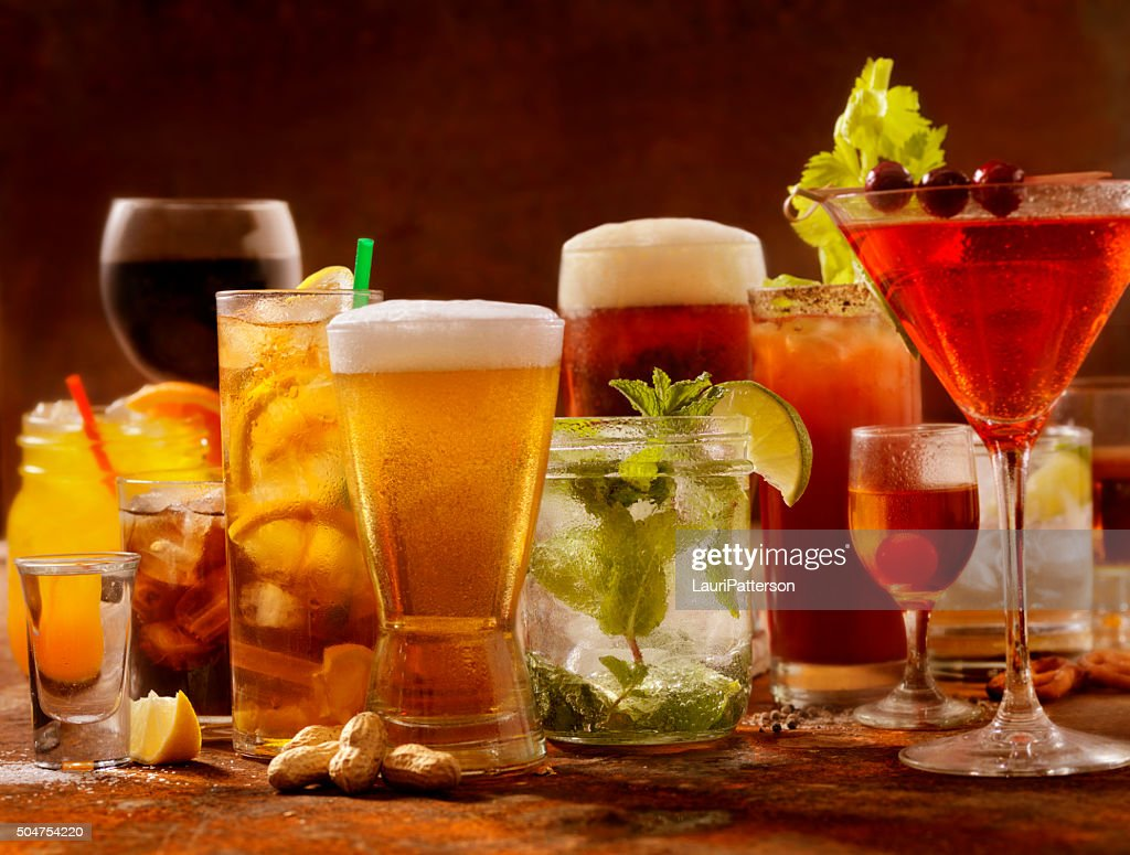 Cocktails : Stock Photo