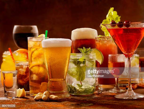 cocktails - cocktail stock pictures, royalty-free photos & images