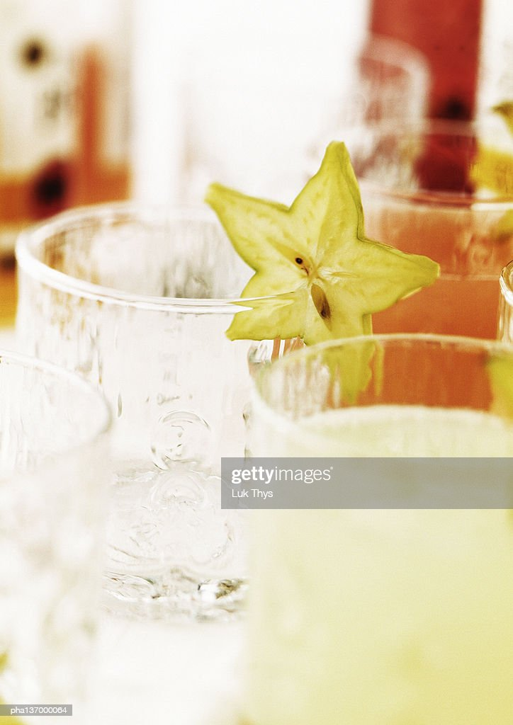 Cocktails. : Stockfoto