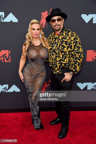 Coco A attends the 2019 MTV Video Music Awards at Prudential Center on August 26, 2019 in Newark, New Jersey.