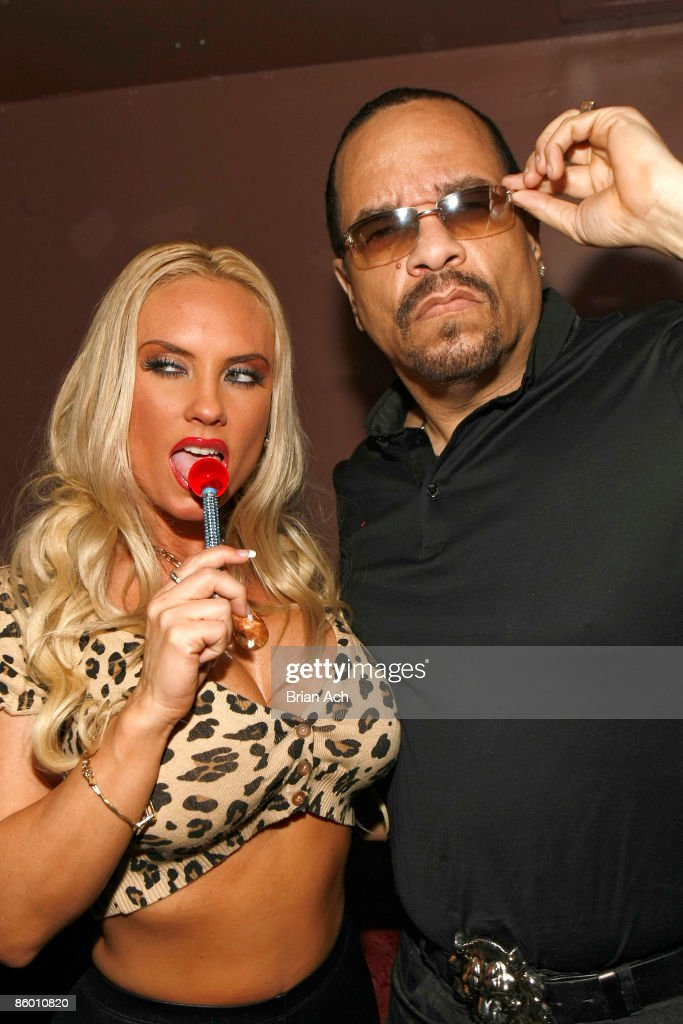 M2 Thursday Hosted By Pam Anderson, Ice-T and Coco - April 16, 2009