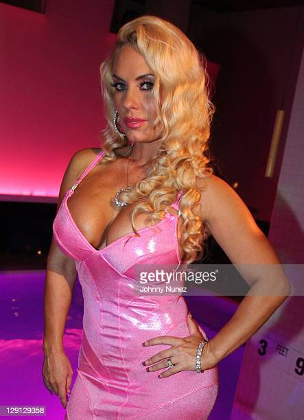 Coco attends the Coco Licious Clothing launch party at the Grace Hotel on May 22 2011 in New York City