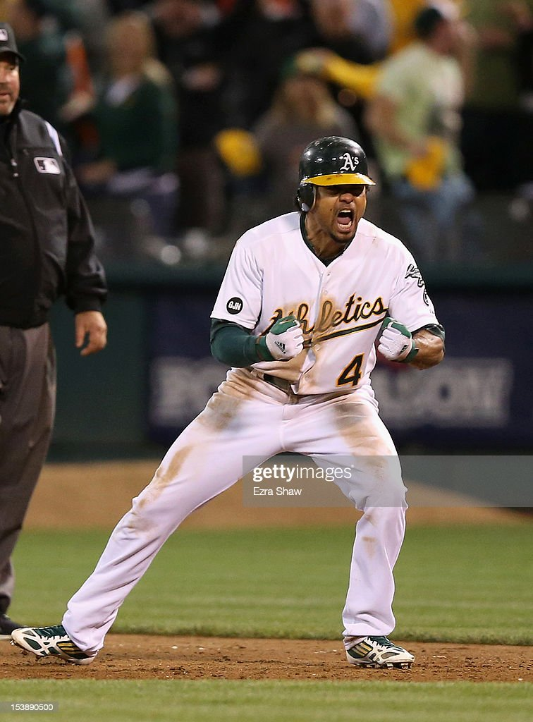 Division Series - Detroit Tigers v Oakland Athletics - Game Four