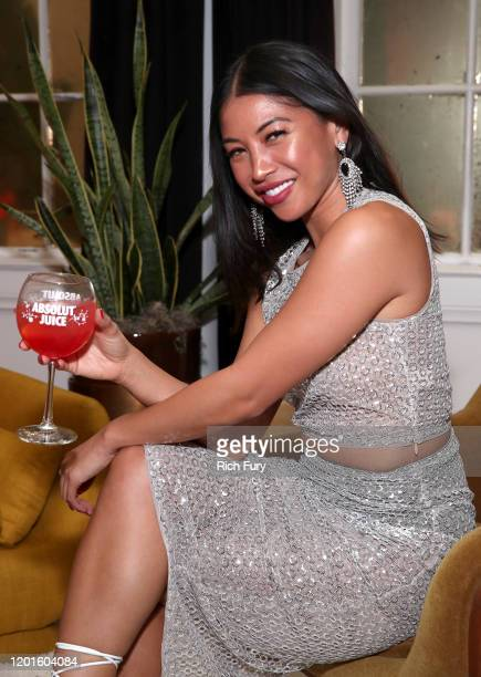 Coco Cuenco attends the Warner Music Group PreGrammy Party at Hollywood Athletic Club on January 23 2020 in Hollywood California