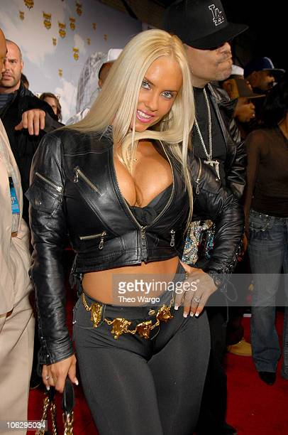 Coco during 2006 VH1 Hip Hop Honors Red Carpet at Hammerstein Ballroom in New York City New York United States